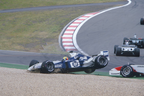 2004 European Grand Prix. 