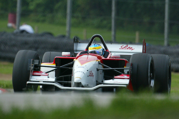 2003 ChampCar (Champ Car) Mid Ohio, Aug 9 - 11 Lexington, Ohio, USASebastien Bourdais- Michael Kim, USA LAT Photography