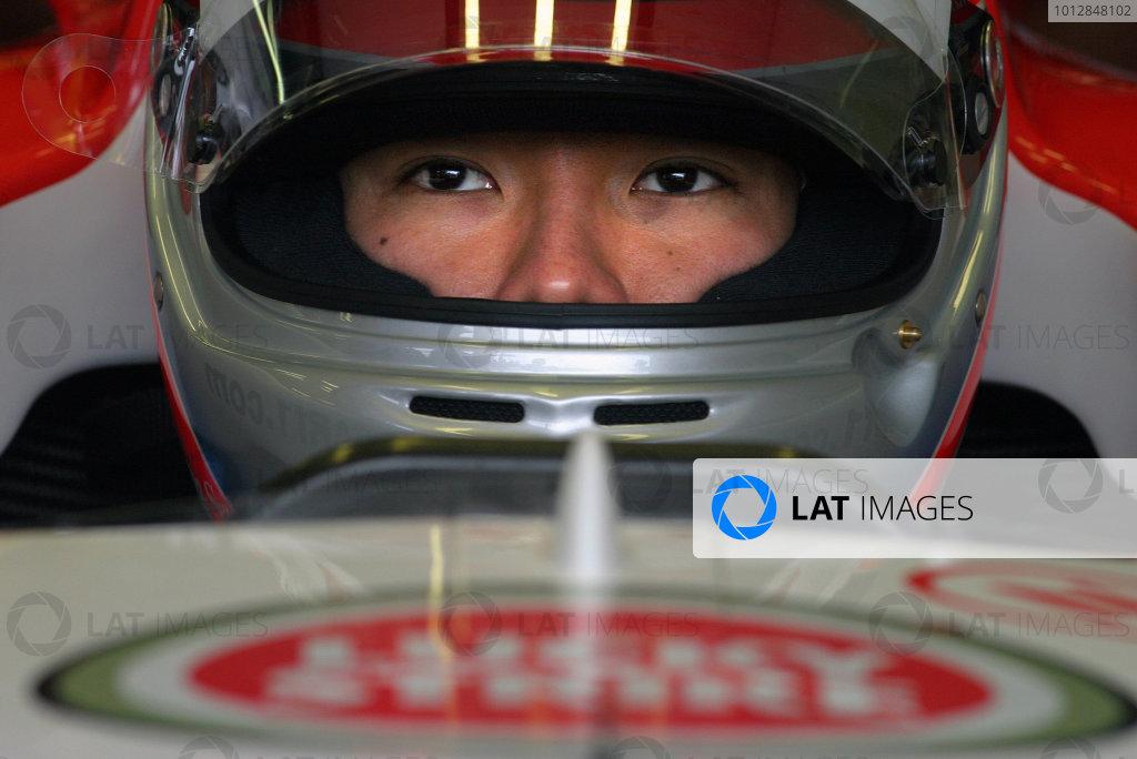 2004 Belgian Grand Prix - Friday Practice,