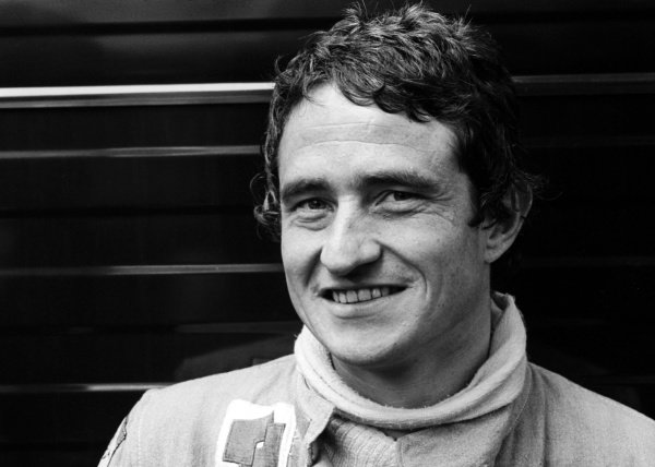 Patrick Depailler (FRA) Tyrrell, finished the race in sixth position.Italian Grand Prix, Rd 13, Monza, Italy, 12 September 1976.