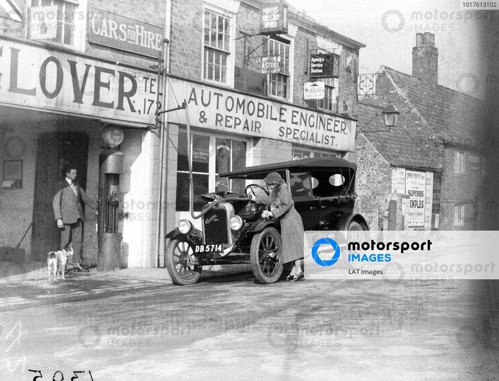 Automotive 1925