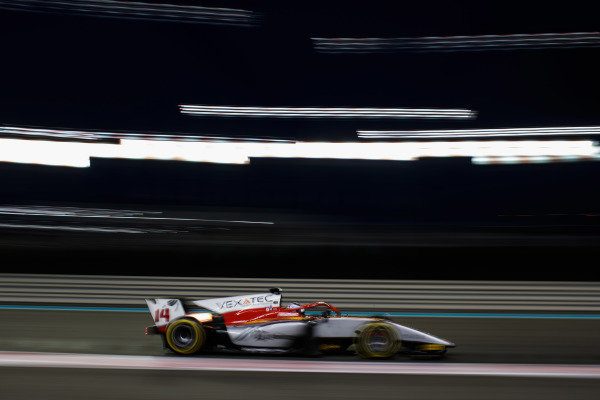 Marino Sato (JPN, Campos Vexatec Racing).