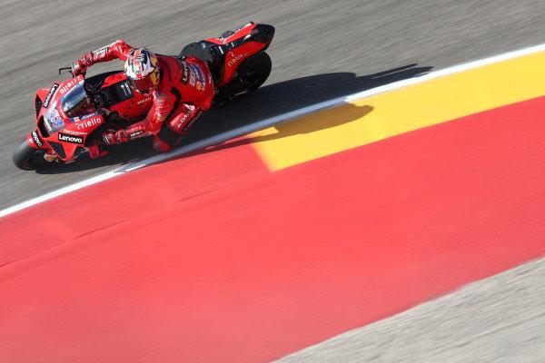 Jack Miller, Ducati Team .