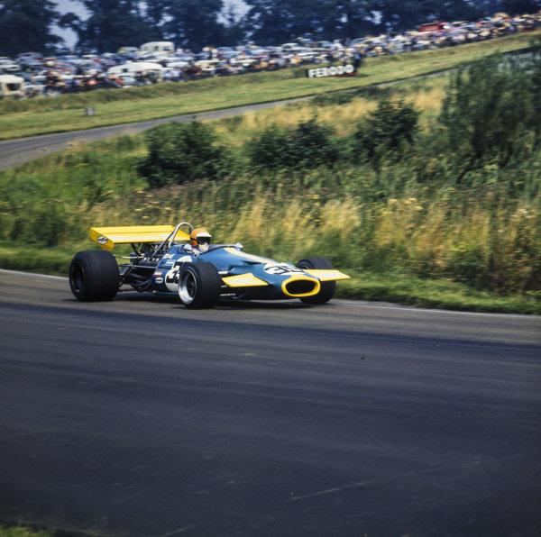 Chris Craft, Brabham BT33 Ford.