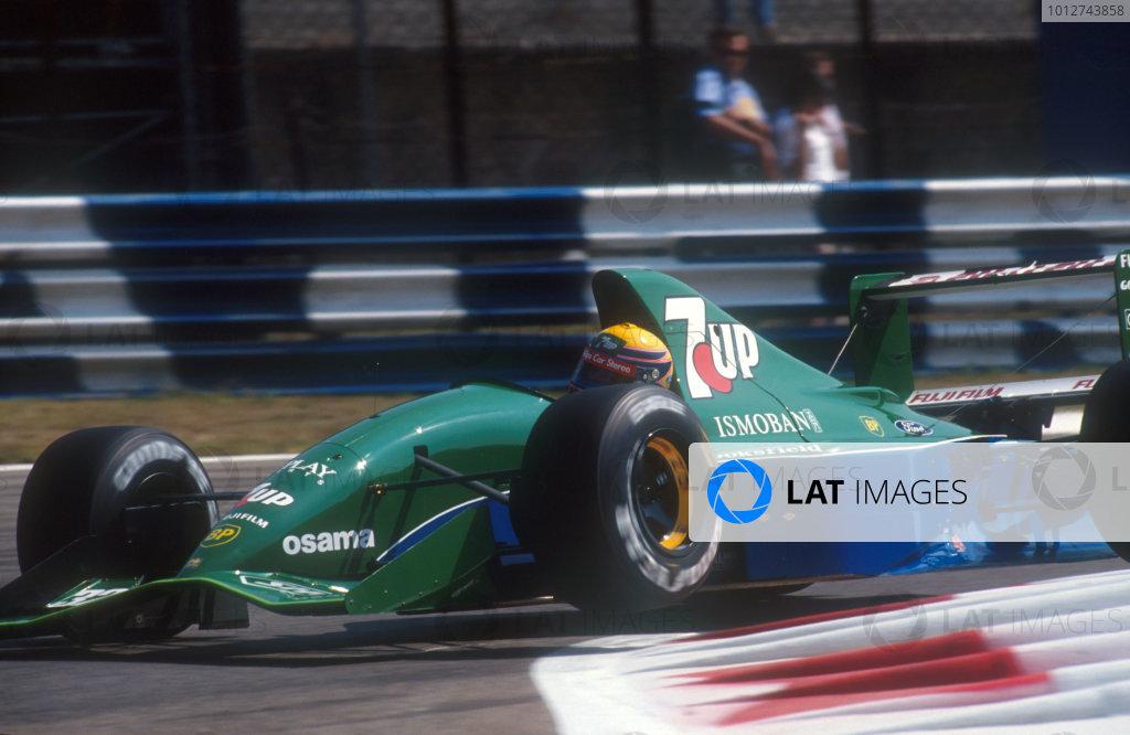 1991 Italian Grand Prix.