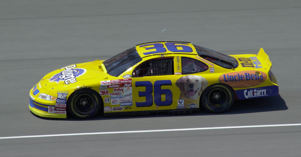 2000 NASCAR MICHIGAN, 11 June 2000, Michigan International Speedway, USAKen Schrader-2000, Michael L. Levitt, USALAT PHOTOGRAPHIC