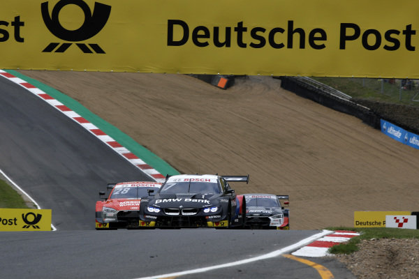 Bruno Spengler, BMW Team RMG, BMW M4 DTM.