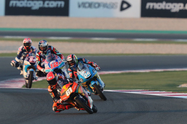 Can Can Oncu, KTM Ajo.