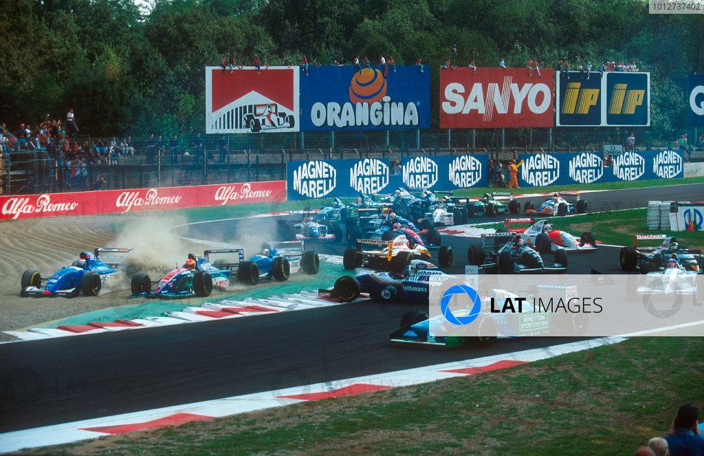 1994 Italian Grand Prix  : 1994 Formula 1 Photo