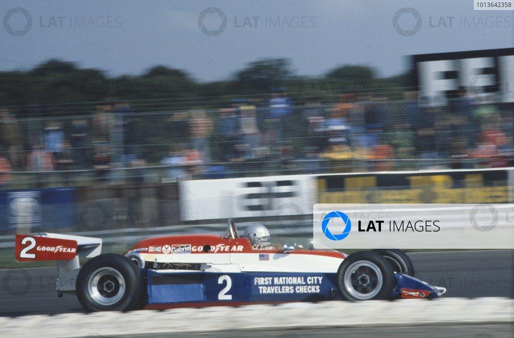 1978 USAC Indycar Championship.