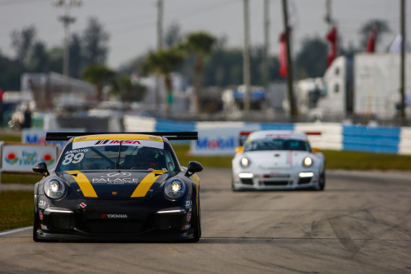 16-18 March, 2016, Sebring, Florida, USA 89, Oscar Arroyo, Platinum, M, 2015 Porsche ?2016, Jake Galstad LAT Photo USA