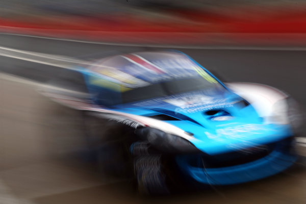 2017 Ginetta GT4 Supercup,  Brands Hatch, Kent. 30th September - 1st October 2017, Jack Mitchell Rob Boston Racing Ginetta G55 World copyright. JEP/LAT Images