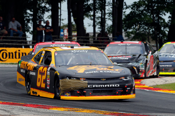 NASCAR XFINITY Series Johnsonville 180 Road America, Elkhart Lake, WI USA Sunday 27 August 2017 Brendan Gaughan, South Point Hotel & Casino Chevrolet Camaro World Copyright: Russell LaBounty LAT Images