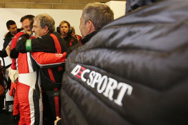 #48 IDEC Sport Oreca 07 Gibson: Paul Lafargue, Paul-Loup Chatin, Memo Rojas