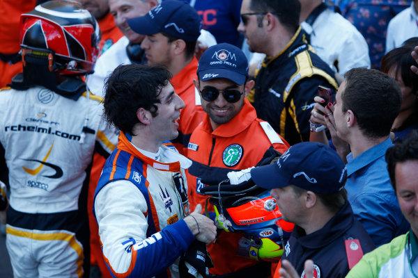 2014 GP2 Series Round 3 - Race 2 Monte Carlo, Monaco. Saturday 24 May 2014. Sergio Canamasas (CAN, Trident)  Photo: Alastair Staley/GP2 Series Media Service. ref: Digital Image _79P3958