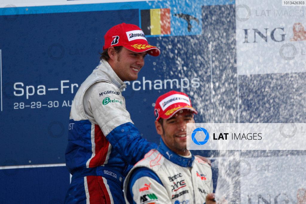 2009 GP2 Series. Round 8.