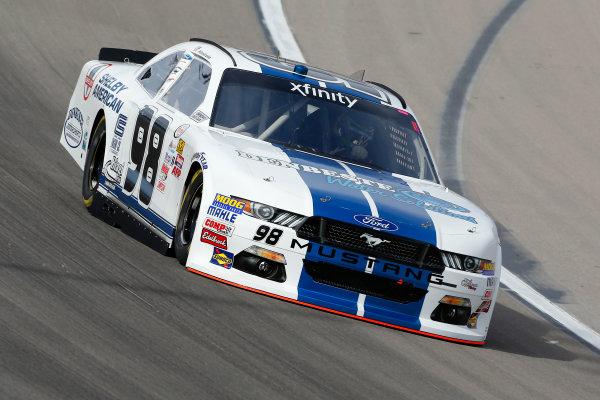 2017 NASCAR Xfinity Series - Boyd Gaming 300 Las Vegas Motor Speedway - Las Vegas, NV USA Friday 10 March 2017 Aric Almirola World Copyright: Russell LaBounty/LAT Images ref: Digital Image 17LAS1rl_0978