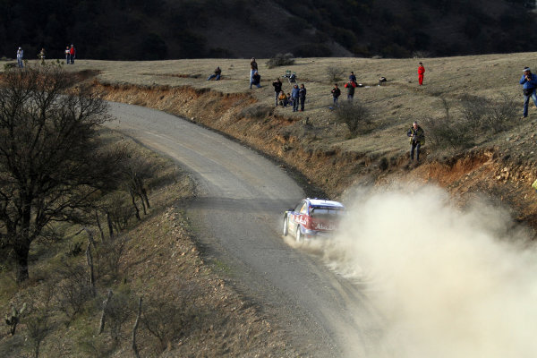 2010 FIA World Rally ChampionshipRound 02Rally Mexico 4-7 Mars 2010Jari-Matti Latvala, Ford WRC, ActionWorldwide Copyright: McKlein/LAT
