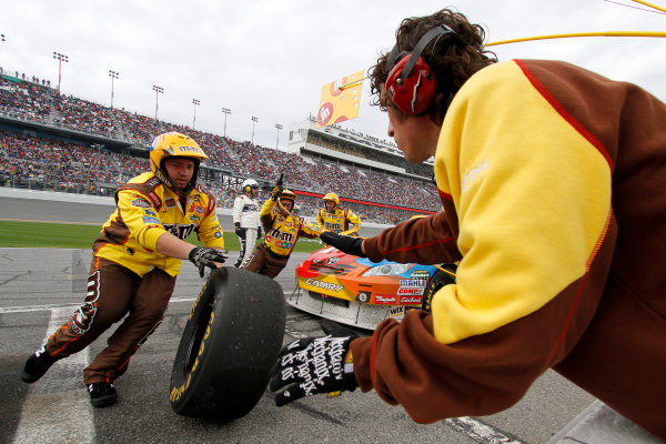 11 February, 2010, Daytona Beach, Florida USA