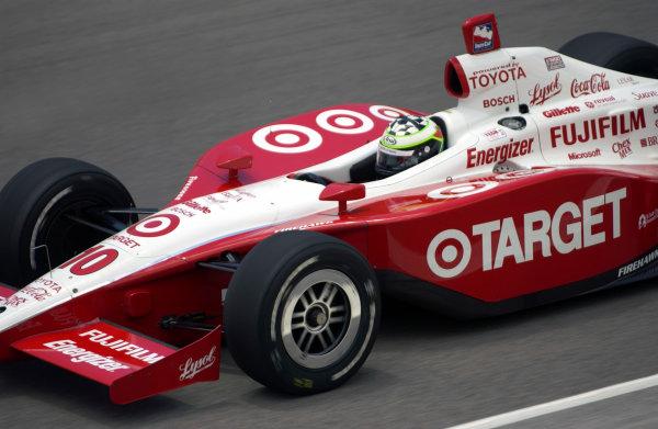 2003 IRL IndyCar Texas,6/5-6/7/03, Tomas ScheckterTexas Motor SpeedwayWorld Copyright-Walt Kuhn 2003 LAT Photographicref: Digital Image Only
