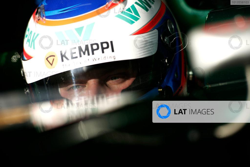 2011 GP3 Series Testing.