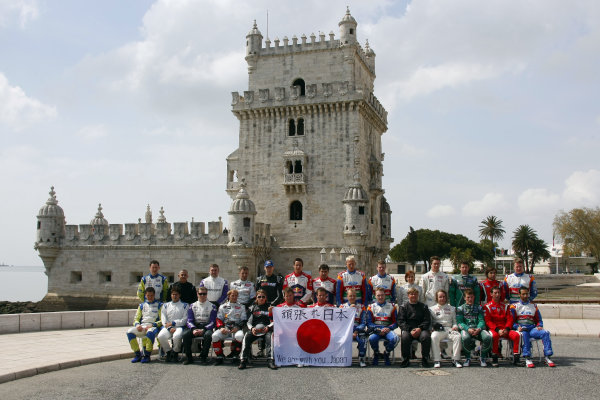 Round 03-Rally Portugal. 23th-27th March 2011.Teampicture WRC drivers.Worldwide Copyright: McKlein/LAT