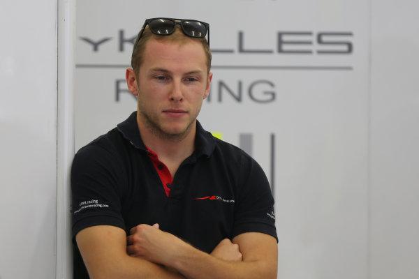 2016 FIA World Endurance Championship Rookie Test, Bahrain International Circuit, 20th November 2016, Jon Lancaster (GBR)  World Copyright. Jakob Ebrey/LAT Photographic