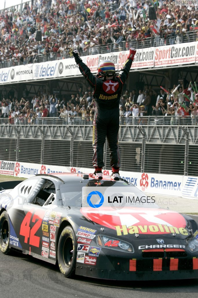 2007 Busch Mexico City NASCAR Photo