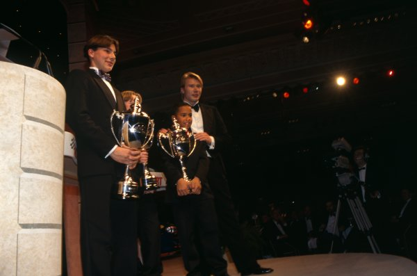 1996 Autosport Awards.