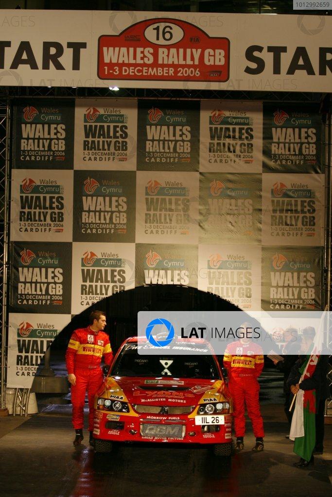 2006 British Rally Championship.