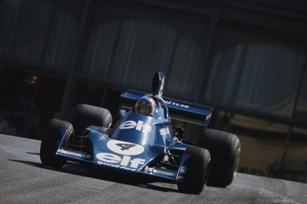 Patrick Depailler, Tyrrell 006 Ford.