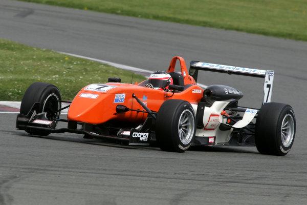Silverstone, Great Britain. 3rd - 5th May 2009.Stephane Richelmi (MON) - Barazi Epsilon Dallara Mercedes.World Copyright: Ebrey/LAT Photographic.