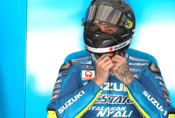 2018 MotoGP Championship - Sepang test, Malaysia Monday 29 January 2018 Andrea Iannone, Team Suzuki MotoGP World Copyright: Gold and Goose / LAT Images ref: Digital Image 709091
