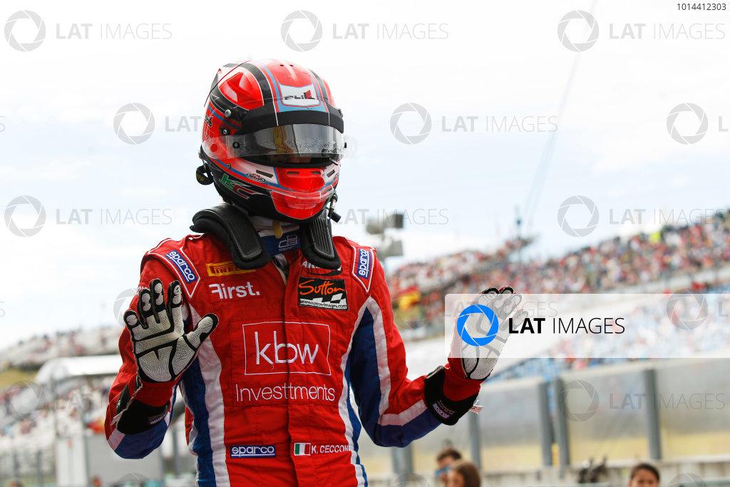 GP3 Round 4 - Hungaroring, Hungary