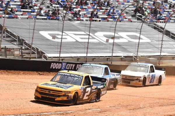 #2: Sheldon Creed, GMS Racing, Chevrolet Silverado Chevy Accessories