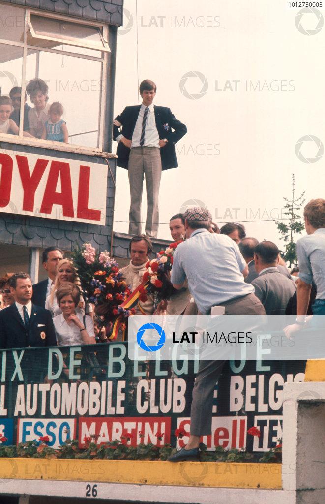 1970 Belgian Grand Prix  : Formula 1 Photo