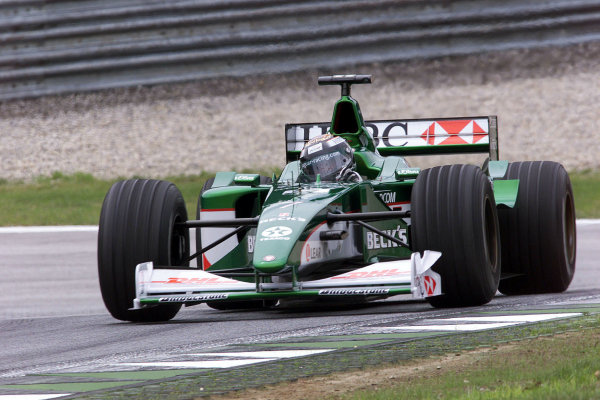 2000 Austrian Grand Prix.