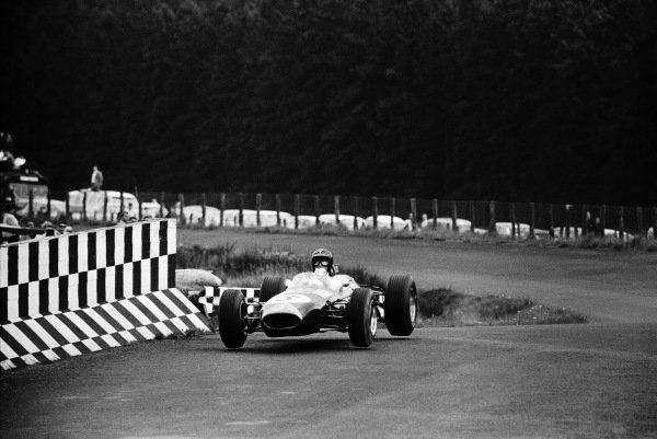 Dan Gurney, Brabham BT11 Climax.