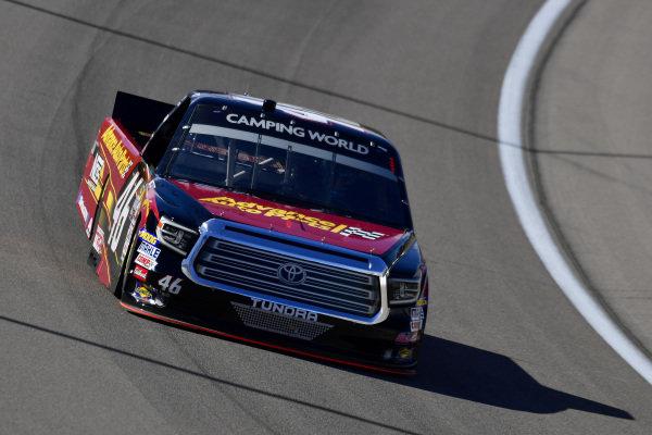 #46: Riley Herbst, Kyle Busch Motorsports, Toyota Tundra Advance Auto Parts