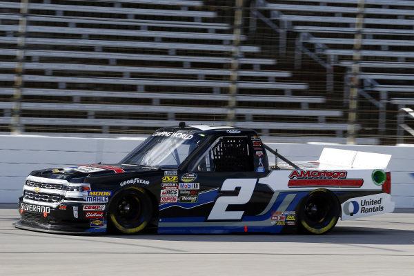 #2: Sheldon Creed, GMS Racing, Chevrolet Silverado AM Ortega/United Rentals