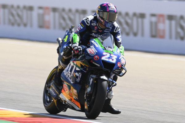 Enea Bastianini, Aragon MotoGP, 10 September 2021