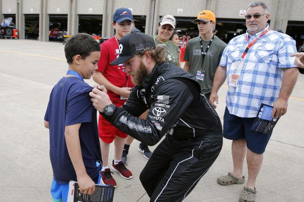 #81: Jeffrey Earnhardt, XCI Racing, Toyota Supra Xtreme Racing