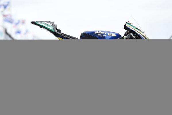 2017 Moto2 Championship - Round 16 Phillip Island, Australia. Thursday 19 October 2017 Xavi Vierge, Tech 3 Racing bike World Copyright: Gold and Goose / LAT Images ref: Digital Image 698217