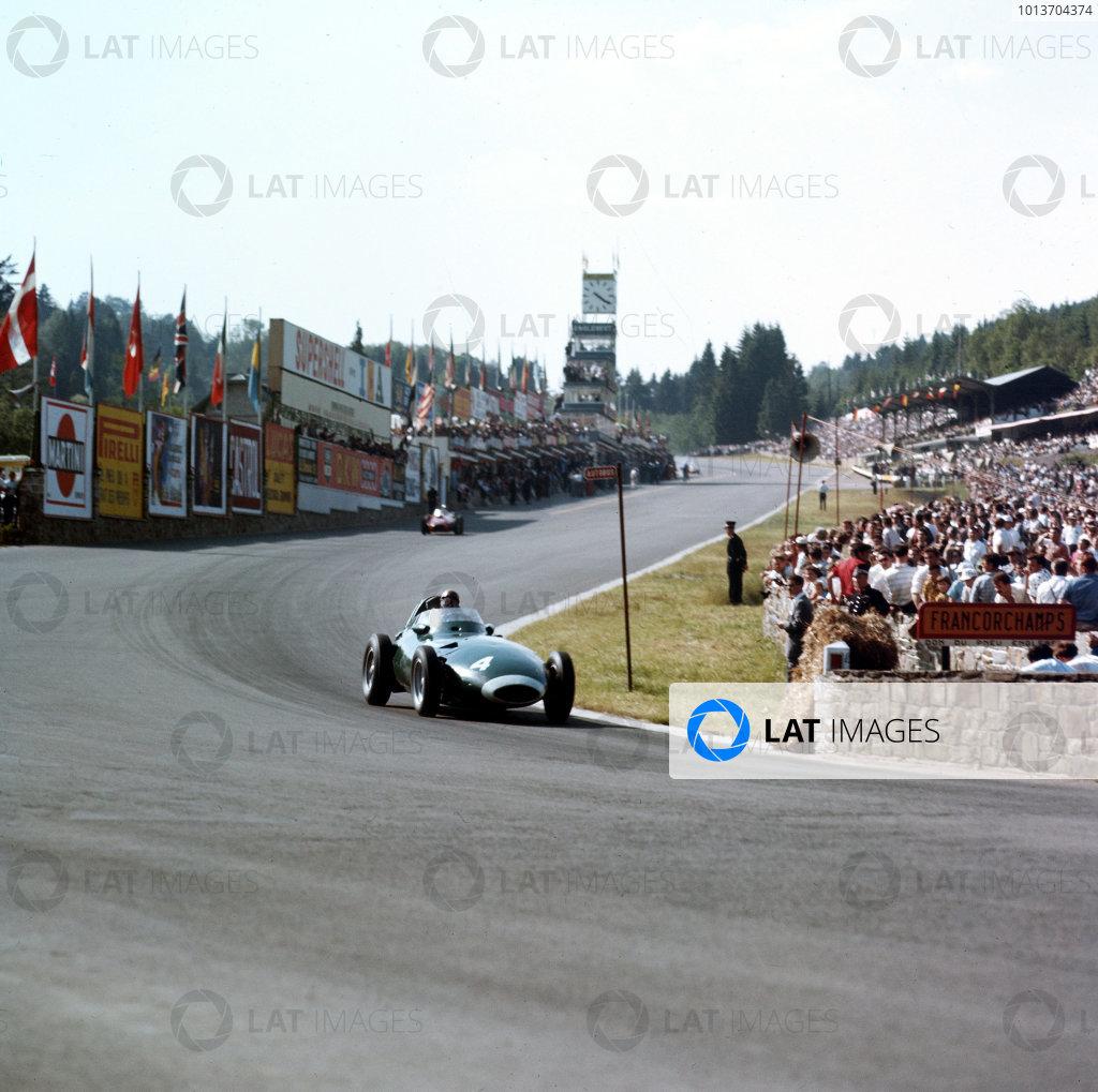 1958 Belgian Grand Prix.