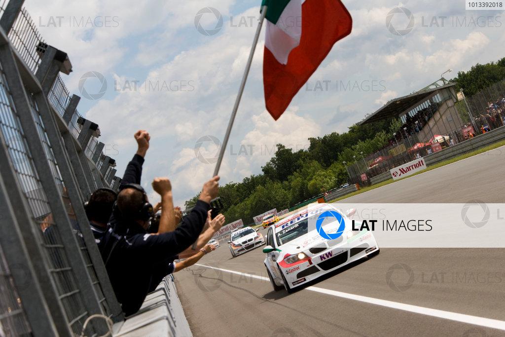 2009 WTCC World Touring Car Championship..