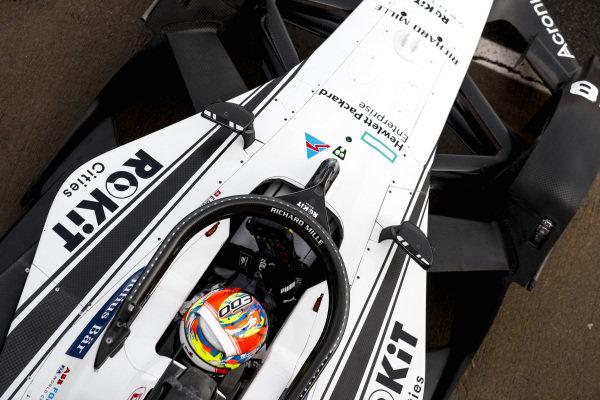 Edoardo Mortara (CHE), Venturi Racing, Silver Arrow 02