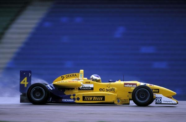 Giorgio Pantano (ITA).