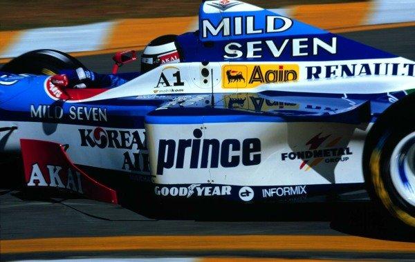 1997 Brazilian Grand Prix.Interlagos, Sao Paulo, Brazil.28-30 March 1997.Gerhard Berger (Benetton 197 Renault) 2nd position.World Copyright - LAT Photographic
