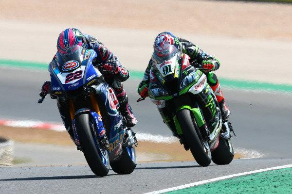 Alex Lowes, Pata Yamaha, Leon Haslam, Kawasaki Racing Team.
