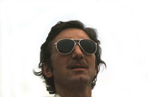 Formula 1 World Championship.Jo Siffert.Ref-S6A 05.World - LAT Photographic